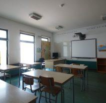 Escola Básica Cobre – sala aulas2