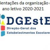 Organização do Ano Letivo 2020-2021