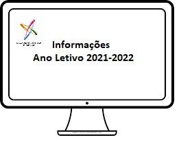 Informações – Ano Letivo 2021-2022