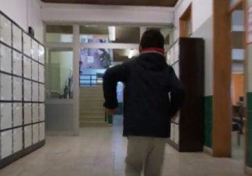 Entrega de computadores no Agrupamento Escolas da Cidadela